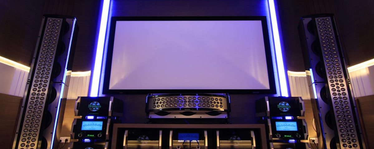 buying a home theater