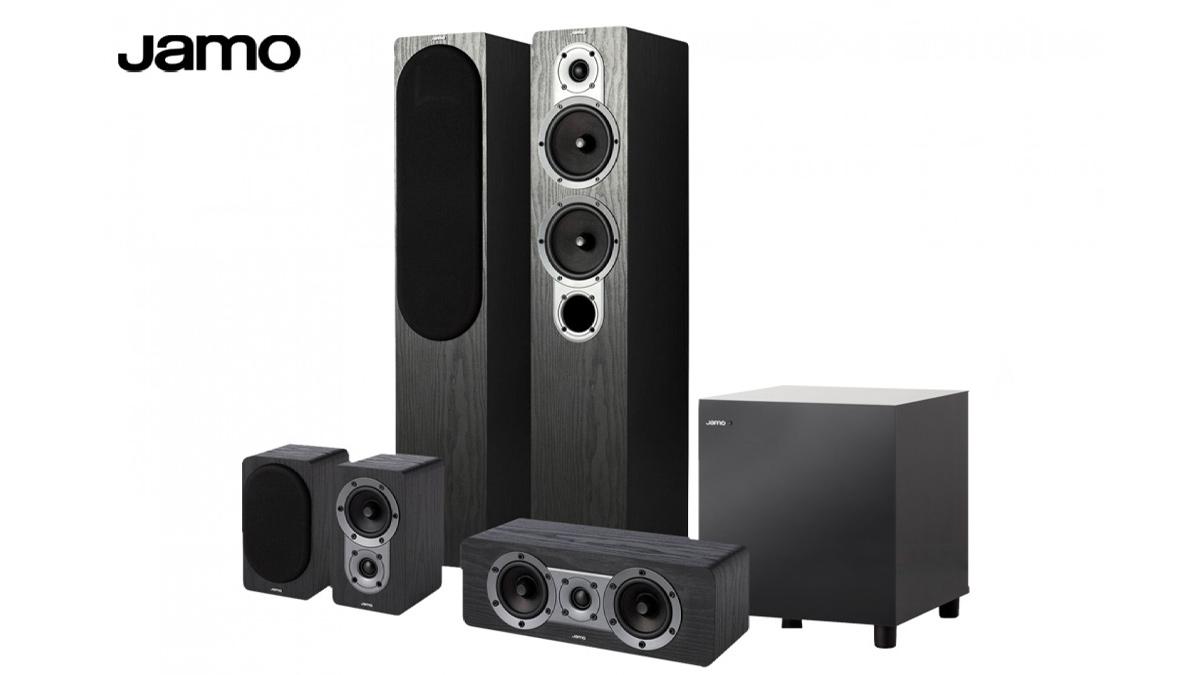 Jamo speakers