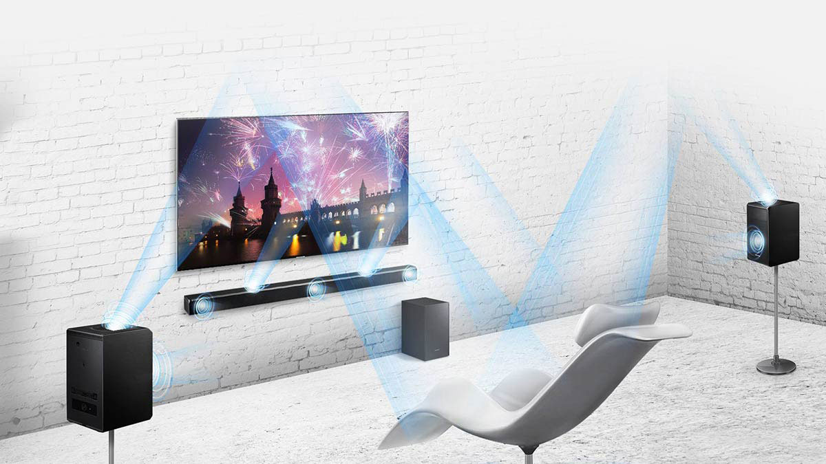how to mount a soundbar