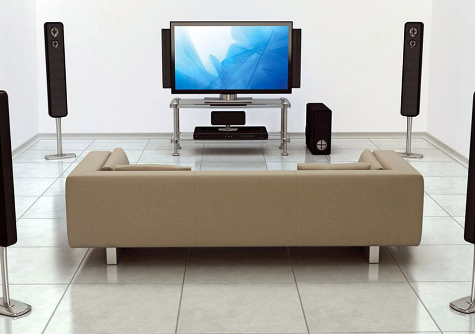 surround sound speaker layout