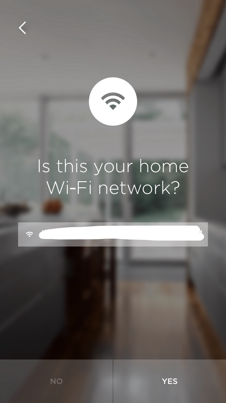 wifi network Savant