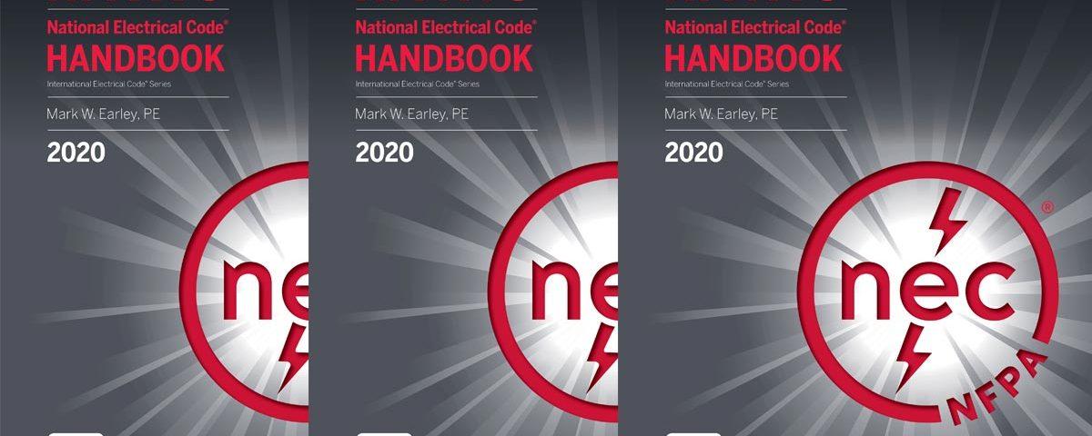 NEC NFPA 70 Book