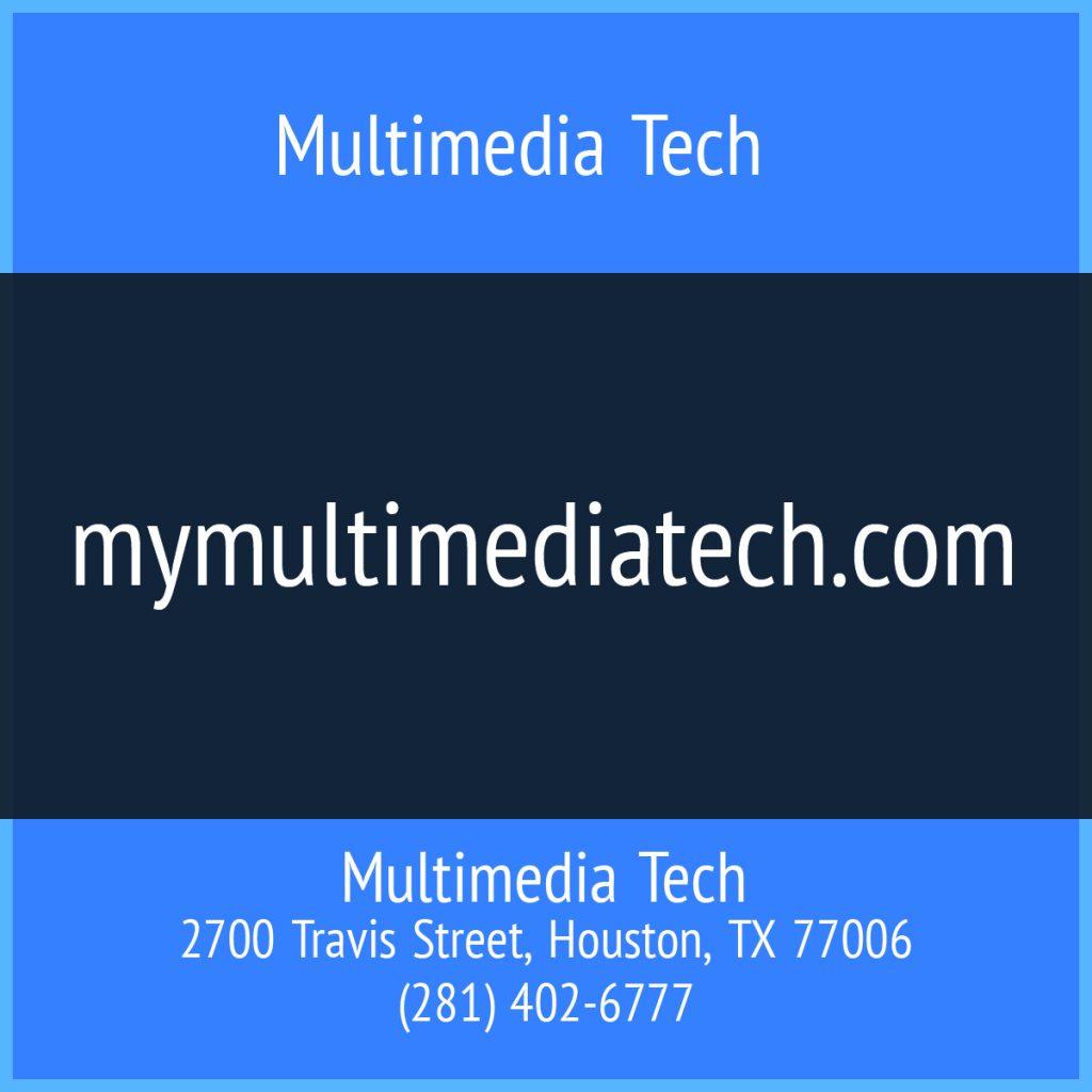 Multimedia Tech Info