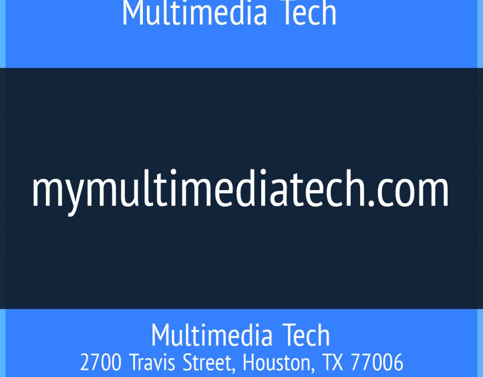 Multimedia Tech Info