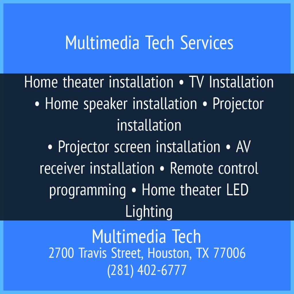 Multimedia Tech Services