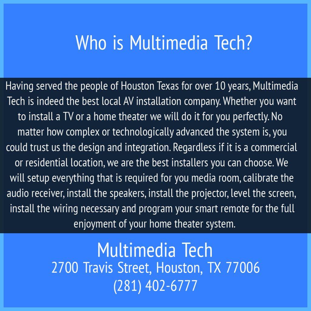 Who is Multimedia Tech