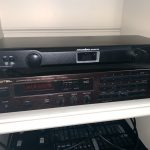 panamax power management solution installed to protect the av receiver and the rotel tuner